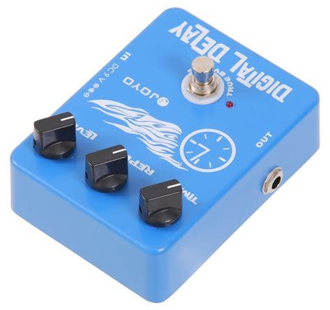 Promo Effect Gitar Joyo Digital Delay Jf 08 Original T1910 2 joyo jf 08 digital delay guitar effect