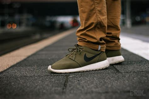 Nike Roshe Run Iguana Green nike roshe run iguana green by brik sweetsoles