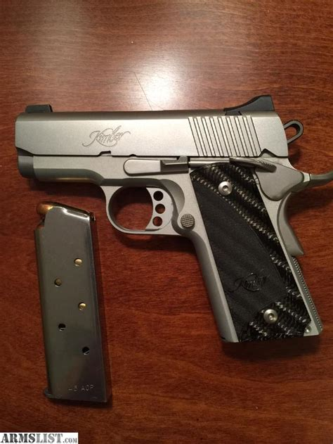 Kimber Ultra Carry 45acp armslist for sale kimber ultra carry ii 45 acp