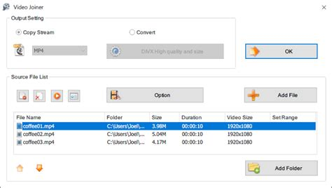 format factory merge video files best free apps to split and merge video files