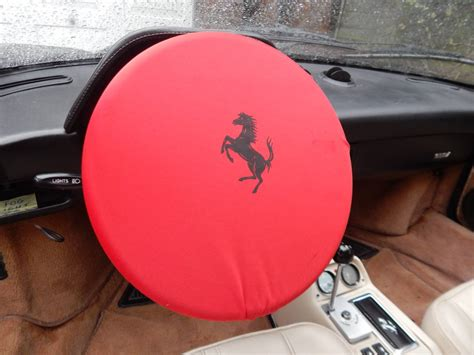 ferrari steering wheel ferrari steering wheel cover classic ferrari parts