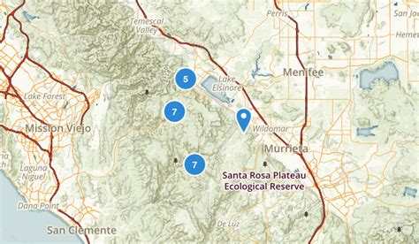 california map lake elsinore best trails near lake elsinore california alltrails