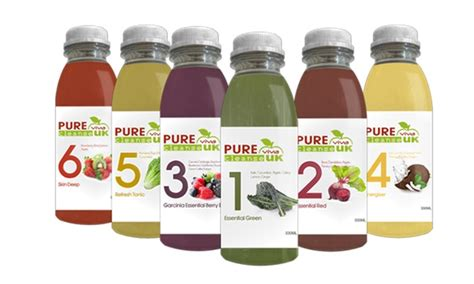 A Choice For Detox Groupon by Juice Cleanse Viva Cleanse Uk Limited Groupon