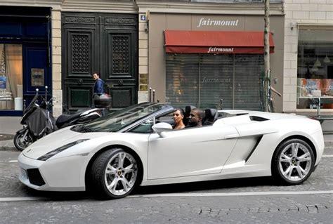 Lamborghini Kanye West And Kanye Sightseeing Through In A Lamborghini