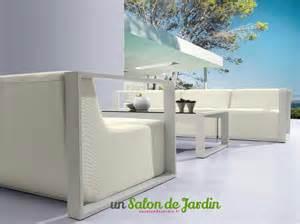 salon de jardin haut de gamme aluminium un salon de
