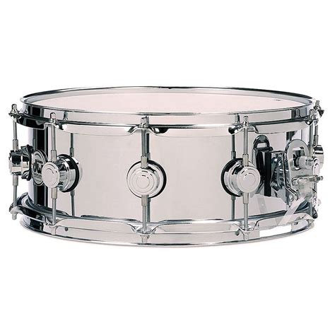 Stainless Steel Floorgroting 5 X 5 dw collector s stainless steel 14 quot x 5 5 quot snare 171 rullante