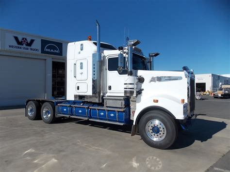 2015 Used Kenworth T909 At Penske Commercial Vehicles