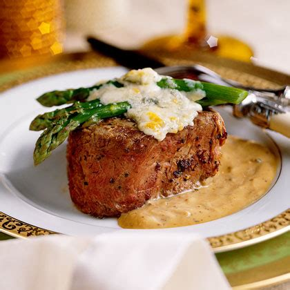 elegant dinner recipes elegant beef blue recipe myrecipes