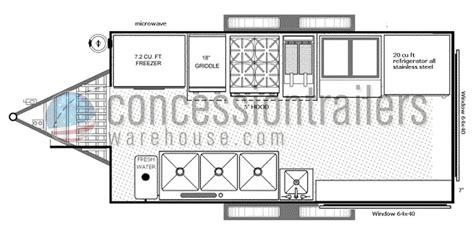 concession trailer floor plans concession trailer floor plans meze