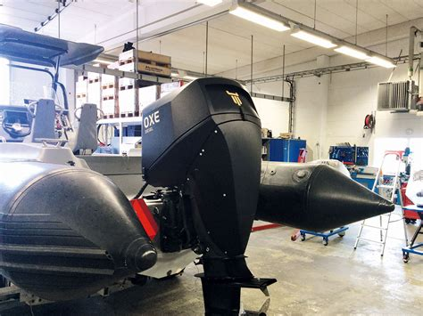 new 200hp diesel outboard from oxe diesel - Obm Boat Meaning