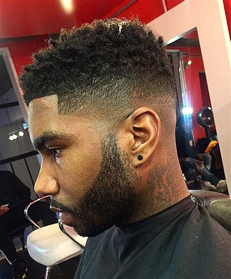 haircut designs for black guys 2016 10 black male fade haircuts mens hairstyles 2018