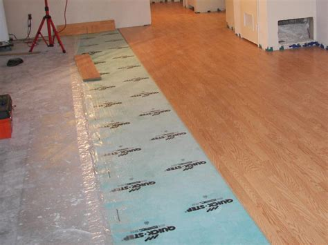 cheap wood floor underlay your new floor