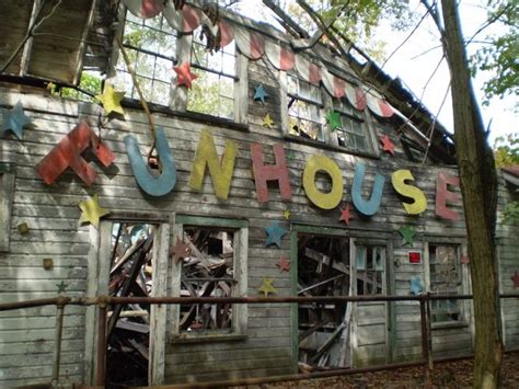 theme park in ohio abandoned amusement park ohio ghost town pinterest