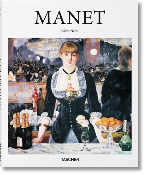 201 douard manet basic art series taschen books