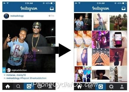 instagram layout view manage multiple instagram accounts on iphone with