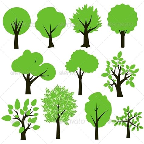 tree symbols psd trees and plants free download 187 dondrup com