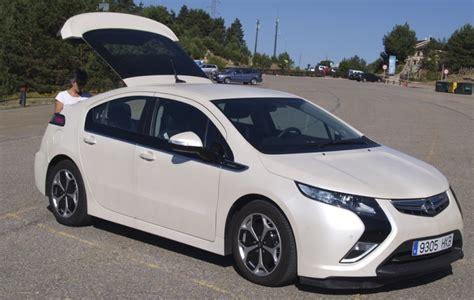 opel electric car opel era reportaje prestige electric car