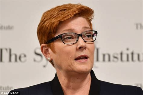 marise payne marise payne justifies 1m spend on sex changes daily