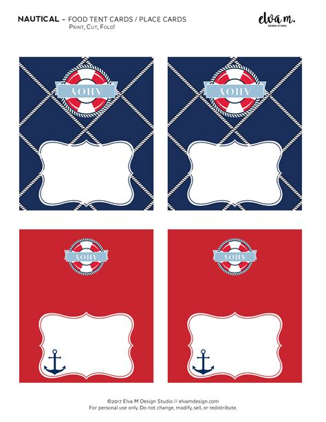 Nautical Baby Shower Printables Free by Free Nautical Birthday And Baby Shower Printables