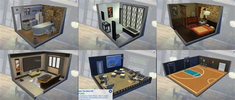 room mapping the sims 4 city living apartments broadcast rundown simsvip
