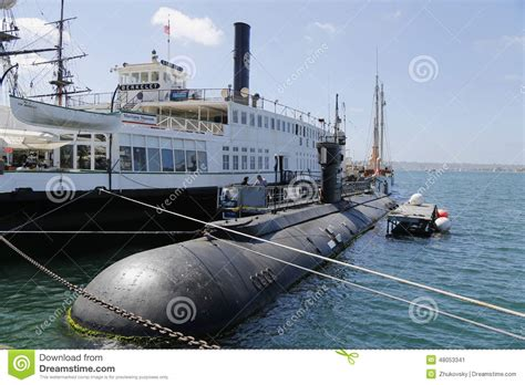 boats for sale in san diego harbor uss dolphin submarine in san diego harbor editorial photo