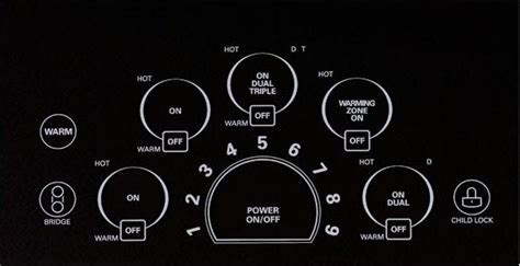 Element Touch L by Lg Lsce365st 36 Quot Smoothtop Electric Cooktop With 5 Radiant