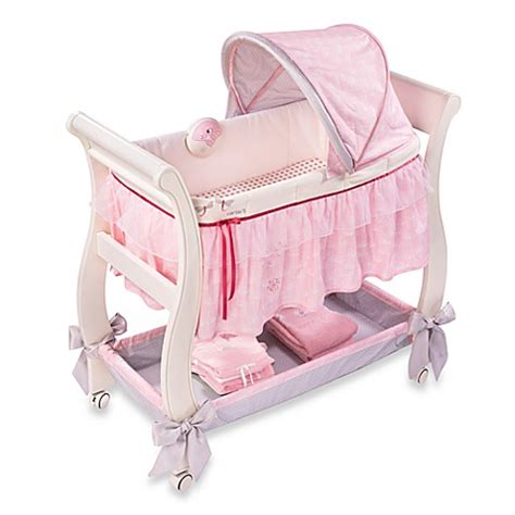 classic comfort wood bassinet carters 174 classic comfort wood bassinet wish pink bed