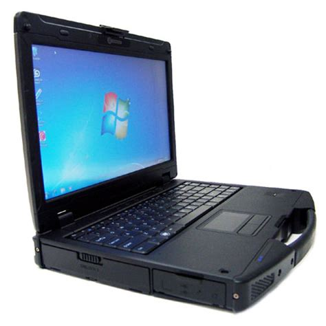 rugged laptop durabook sa14 rugged laptop es14i172b5im7h9 win 7 pro 14 quot hd touch sunlight i7 2 9ghz 500gb