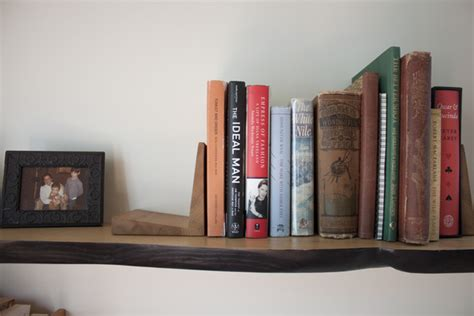 Rustic Kitchen Design Images rustic bookshelf photos 17 of 22 lonny