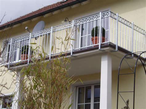 balkongeländer verzinkt balkongel 228 nder und verkleidungen schlosserei klaus deuser