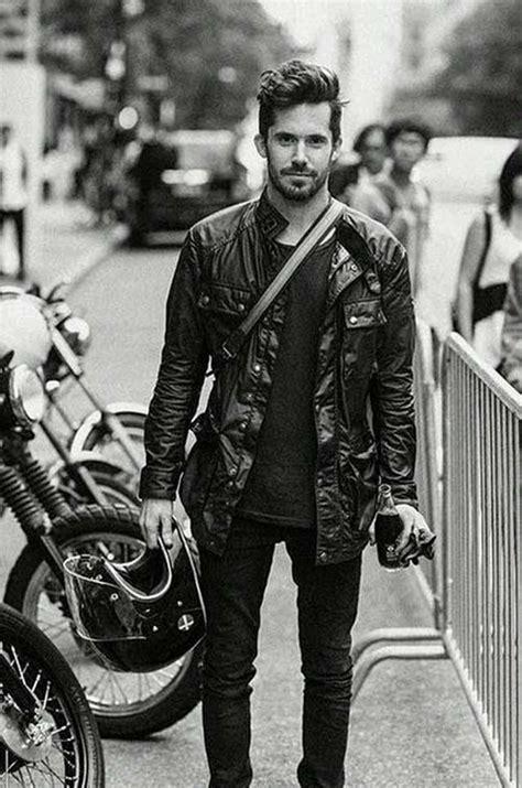 mens biker hairstyles 40 cool male hairstyles mens hairstyles 2018