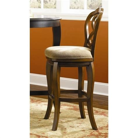 hammary bar stools hammary hidden treasures 30 quot bar stool in cherry t73185 00