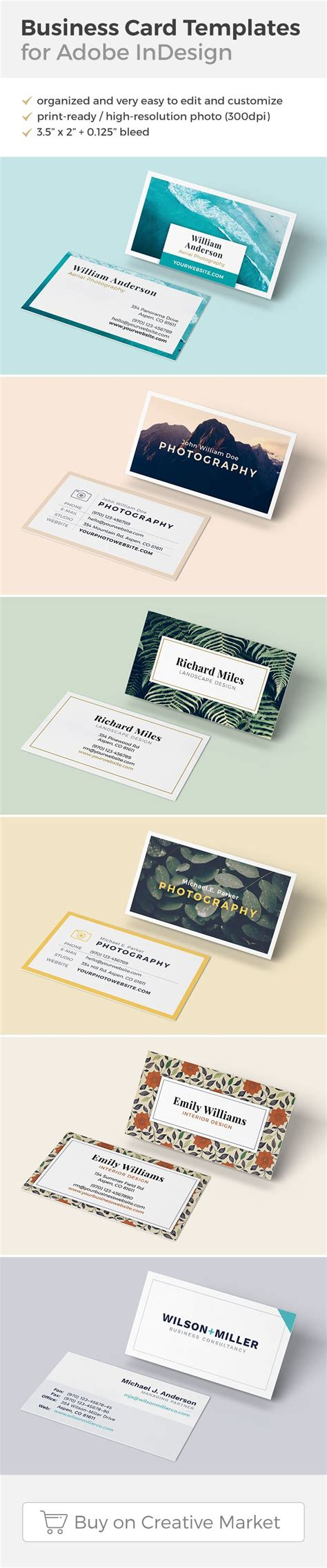 best of indesign business card template new business