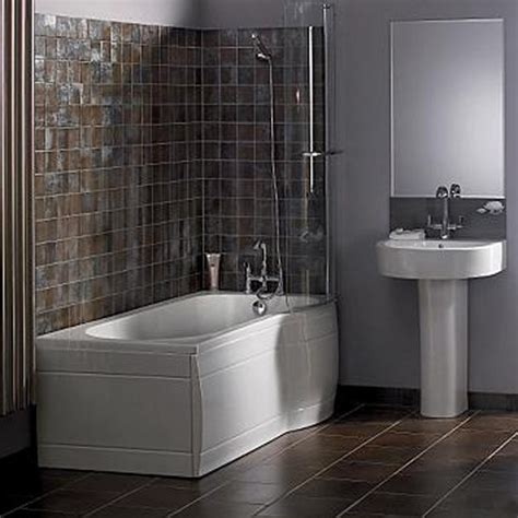 feature wall bathroom ideas sleek modern tiles housetohome co uk