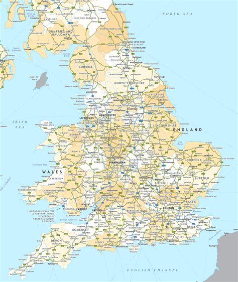 road map uk road map