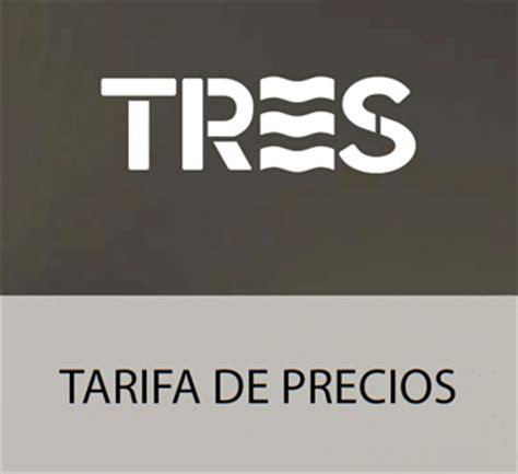 grifos termicos tarifa de precios tres en grifer 237 a para ba 241 o y ducha