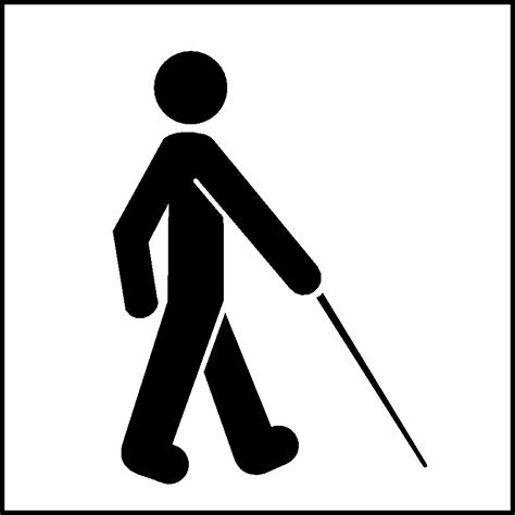 Is Being Blind A Disability disability access symbols mo tion