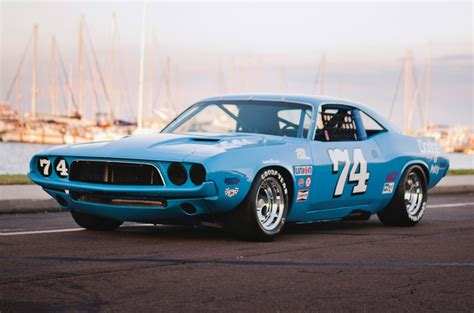 dodge challenger specials 1973 dodge challenger race car ex dale earnhardt