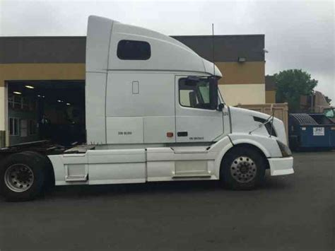 2006 volvo semi truck volvo 670 2006 sleeper semi trucks