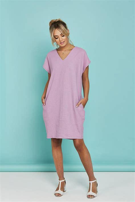 44064 sling basic dress simple sew