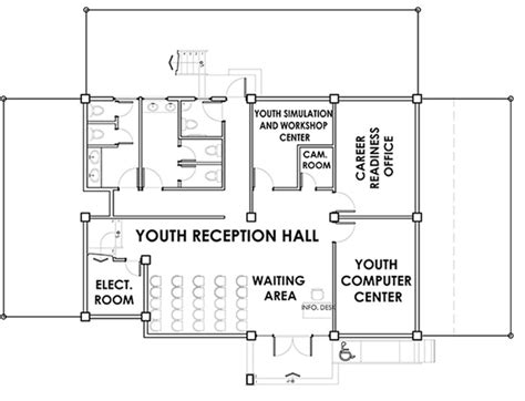 youth center floor plans help fund community centers in daraga philippines floor