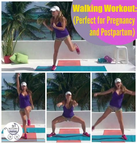 postpartum c section workout walking workout pregnancy and postpartum perfection