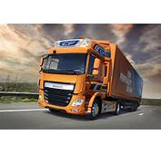 Growth In Major Truck Markets DAF Expands Market Position