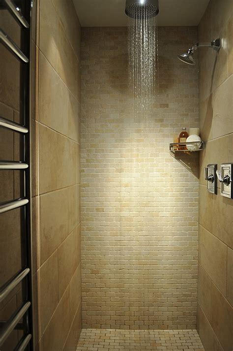 16 Photos Of The Creative Design Ideas For Rain Showers Showers For Bathrooms