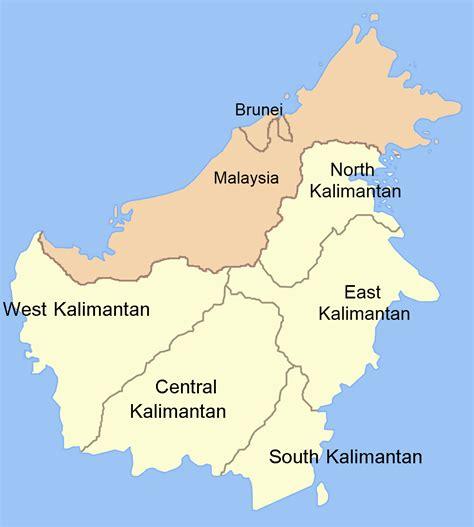 Borneo Kalimantan kalimantan wikiwand