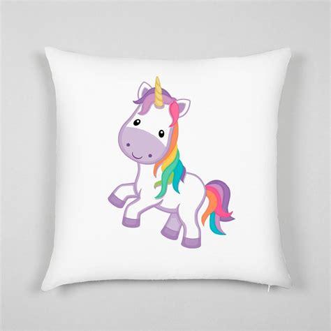almohadas de unicornio cojines decorativos almohadas unicornio ponys ponies