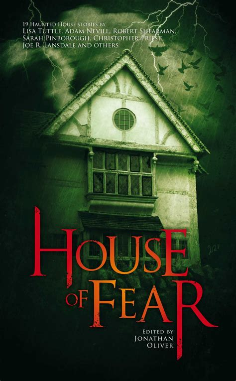 a haunting books house of fear an anthology of haunted house stories