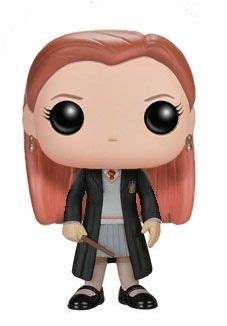 Funko Pop Original Harry Potter Ginny Weasley 46 new harry potter funko pop include bellatrix mad eye moody weasley more