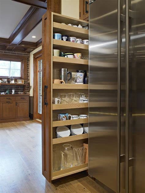 pull out kitchen storage ideas pull out storage to fridge kitchen ideas