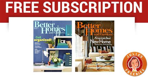 free magazines archives julie s freebies